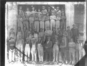 DeSpirt-crew-1923 | Our History