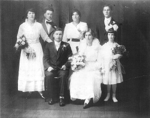 DeSpirt wedding 1915 | Our History