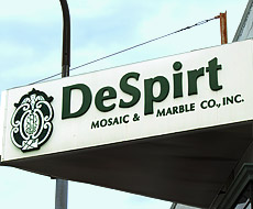 About Us | De Spirt Mosaic & Marble